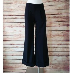 NWOT Banana Republic Martin Fit Wide Leg Trousers